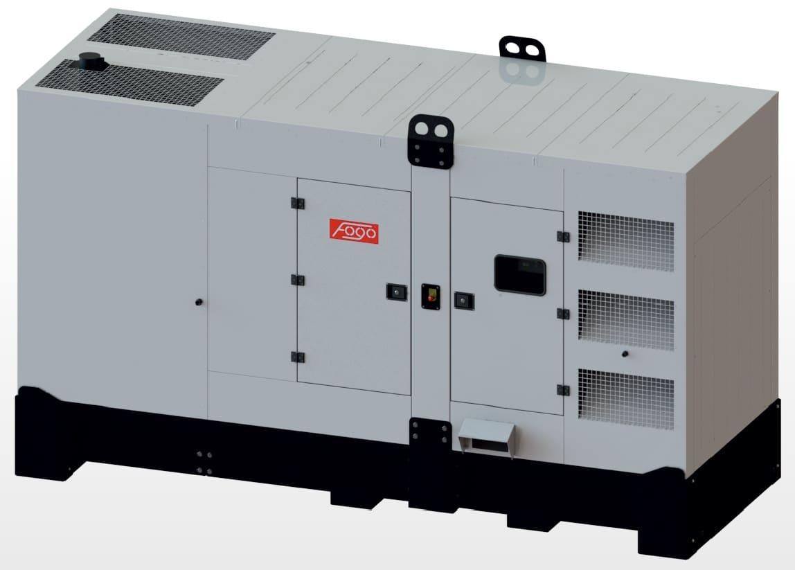 Дизельний генератор 250 кВт Fogo FDG 300 DS
