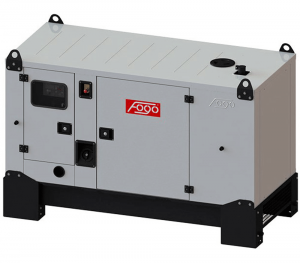 Купити Дизельний Генератор 30 кВт Fogo FDG 40 MS