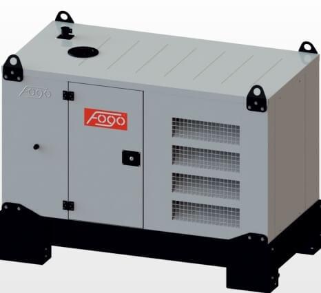 Купить Дизельный Генератор 15 кВт Fogo FDG 18.1 M3S