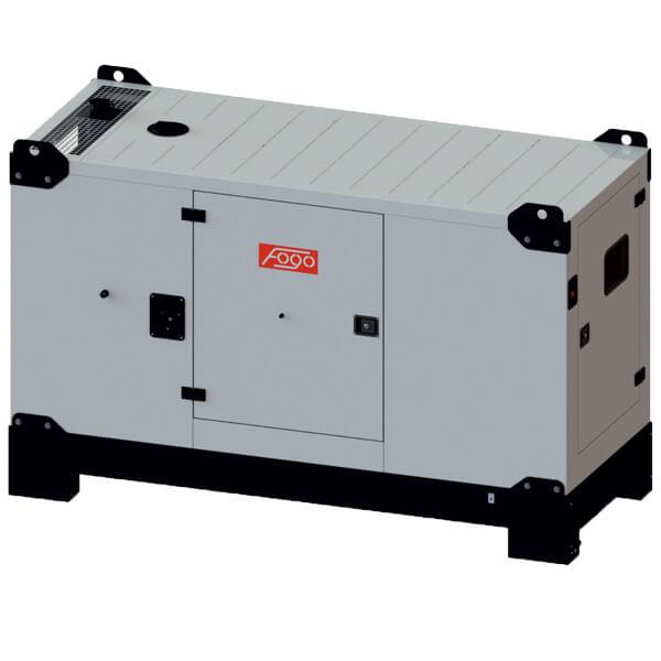 Купить дизельный генератор 160 кВт электростанцию FOGO FDG 200 IS