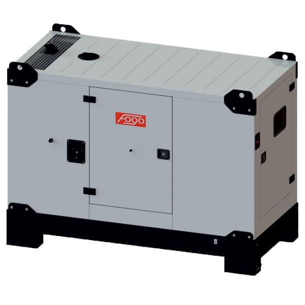 Купить дизельный генератор 40 кВт электростанцию FOGO FDG 50 IS