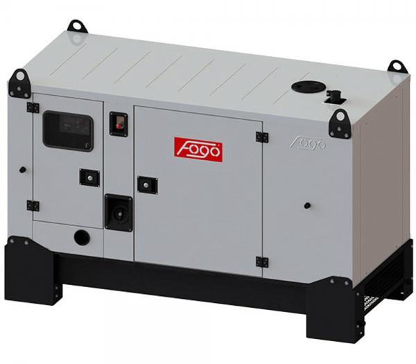 Купить Дизельный Генератор 30 кВт Fogo FDG 40 MS