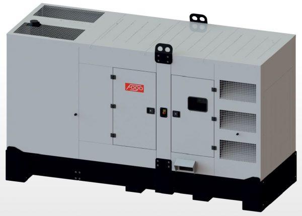 Дизельный генератор 250 кВт Fogo FDG 300 DS
