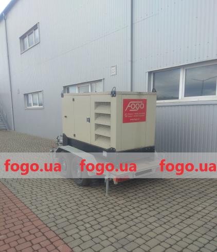 Дизель генератор 80 кВт